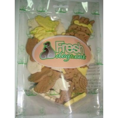 Кучешки бисквитки - животни / ванилия 150 гр.