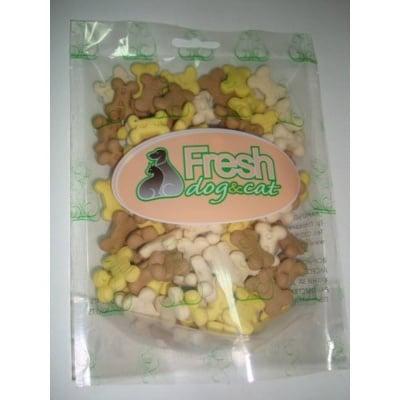 Кучешки бисквитки - кокалчета / ванилия 150 гр.