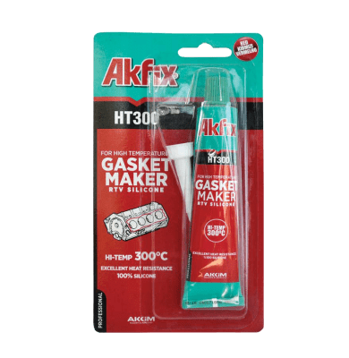 Силикон Rtv Red HT-300 - Akfix