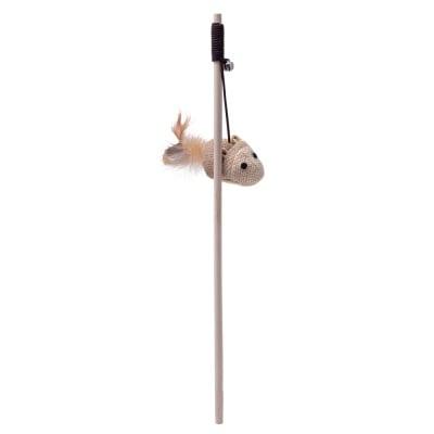 Въдица с мишка коноп 40 см