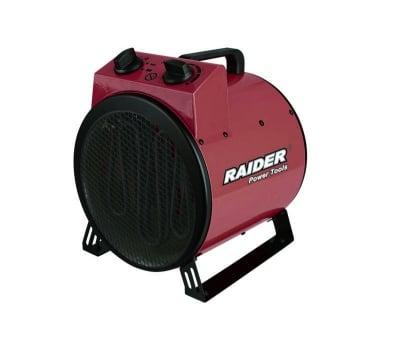 Калорифер електрически RD-EFH03 - Raider