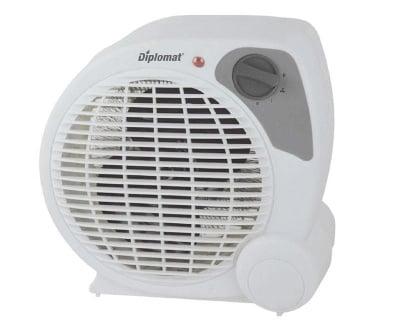 Вертикална вентилаторна отоплителна печка DPL V 3012 - Diplomat