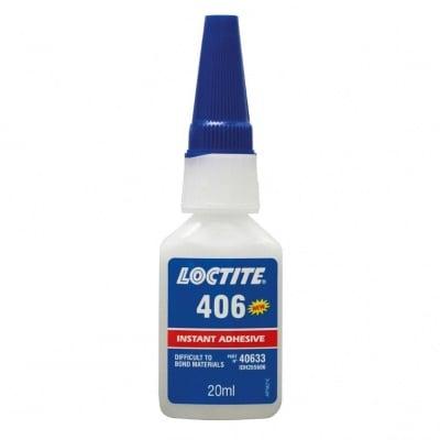 Секундно лепило Loctite 406 20 мл.