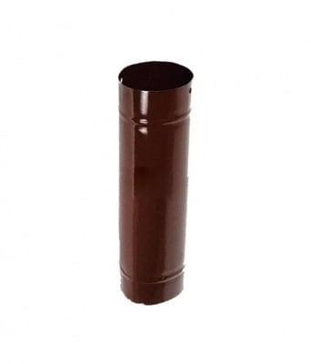 Кюнец ф130 кафяв 16 см. емайлиран