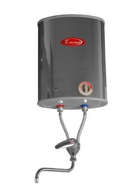 Бойлер FSH-6E над мивка,6л  + керамична батерия  - Емона