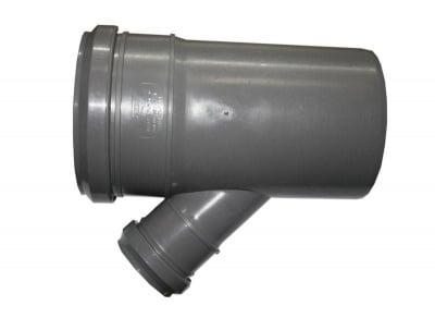 РАЗКЛОНЕНИЕ Ф110х50/45' PVC