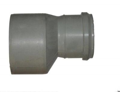РЕДУКЦИЯ Ф110х75 PVC
