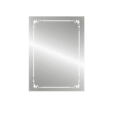 Огледало кристал 60 х 45 см. Inter Ceramic