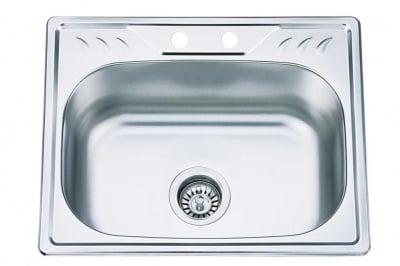 Кухненска мивка алпака Inter Ceramic