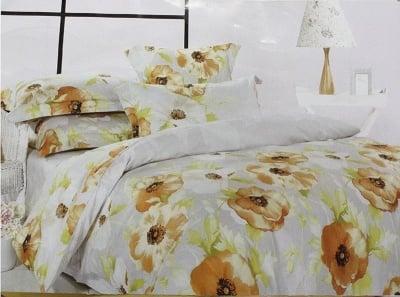 Спален комплект с олекотена завивка Акварел - Roxyma Dream