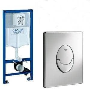 Структура за вграждане Rapid SL за WC - GROHE