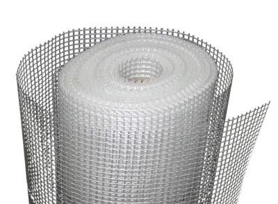 Стъклофибърна мрежа 5х5 мм.
