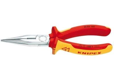 Клеща с дълга челюст 160 мм. - KNIPEX