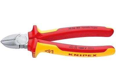 Клещи резачки 160 мм. - KNIPEX