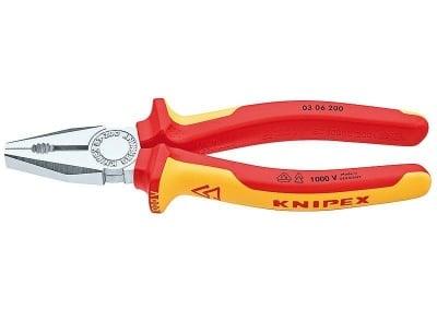 Комбинирани клещи 200 мм. - KNIPEX