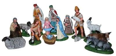 """Декоративен Коледен макет """"Рождество"""""""