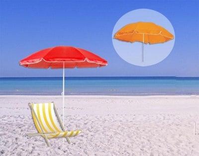 Плажен чадър 190 см.