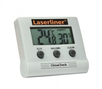 Електронен термометър и влагомер ClimaCkeck LaserLiner