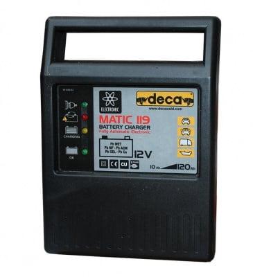 Зарядно устройство за акумулатор Matik 119 - DECA