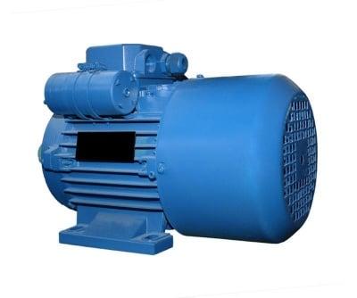 Ел. двигател ASR90S2 монофазен