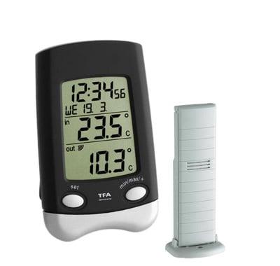 Безжична метеорологична станция в комплект с 1 предавател - TFA
