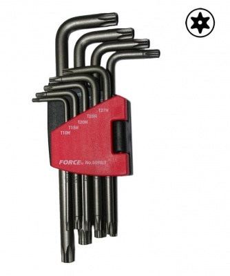 Комплект ключове Г-образни - FORCE