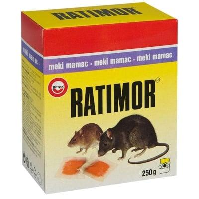 Препарат RATIMOR паста - 125 гр.