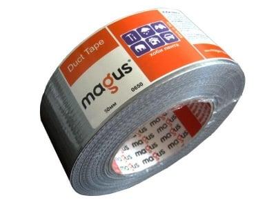 Текстилна (хоби) лента сива - Magus