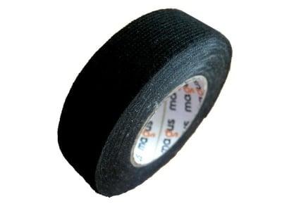 Текстилна (хоби) лента черна  - Magus
