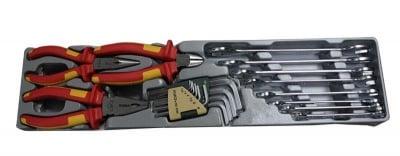 Комплект клещи и ключове - FORCE