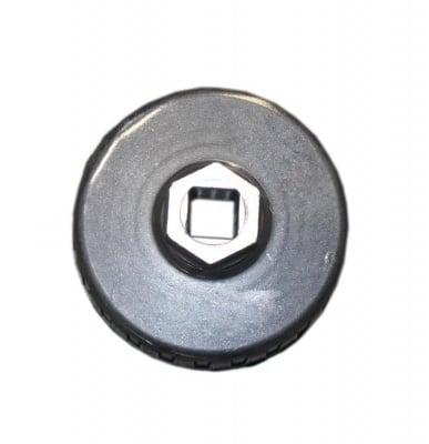 Чашка за маслен филтър 74 мм. 14 зъба - FORCE