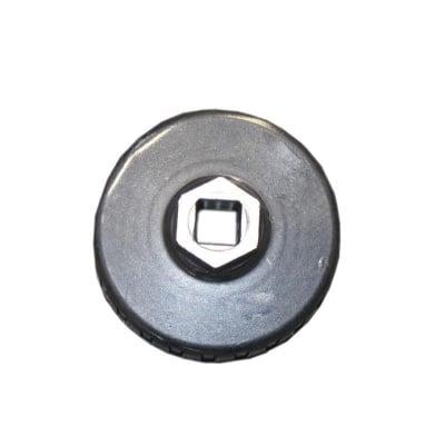 Чашка за маслен филтър 74 мм. 8 зъба - FORCE