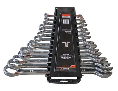 Комплект звездогаечни ключове 8-32 мм. 14 бр.