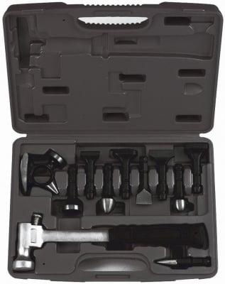 Комплект автотенекеджийски инструменти: 11 части - FORCE