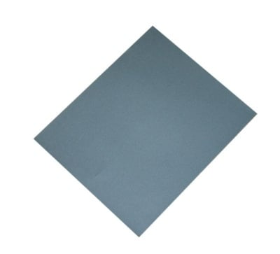 Водоустойчива шкурка на лист P400