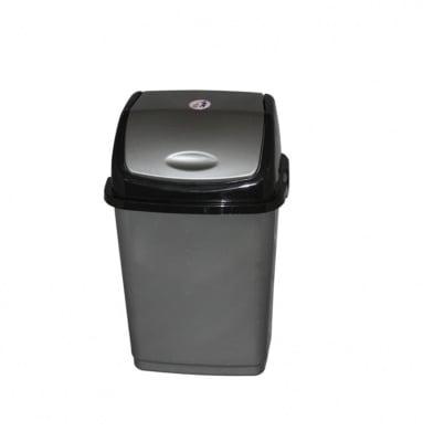 Кош за отпадъци 5 л. сив - FANTAZI