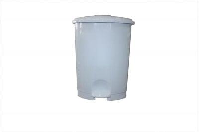 Кош за отпадъци 18 л. бял - FANTAZI