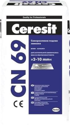 Саморазливна замазка CN69 - CERESIT