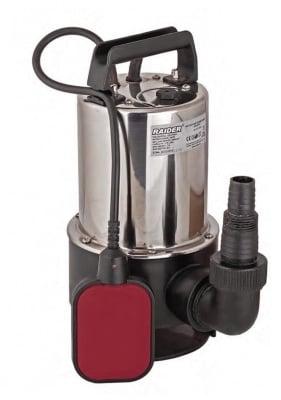 Потопяема водна помпа за мръсна вода RD-WP13 - RAIDER