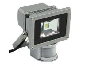 LED прожектор със сензор 10 W