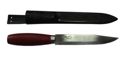 Нож класически в пластмасова кания