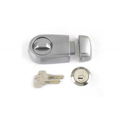 Допълнителна брава с ямков ключ RIMLOCK