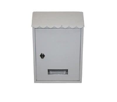Пощенска кутия бяла Laredo