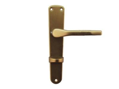 Дръжка за баня GABRI шилд 90 мм. бронз