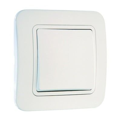 Ключ девиаторен  цвят бял - Lilium