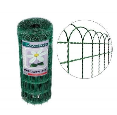 Плетена мрежа с PVC покритие h90 Arcoplax