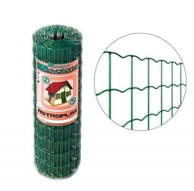 Заварена мрежа с PVC покритие h120 Astroplax