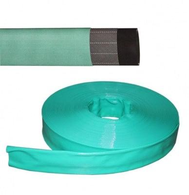 Плосък PVC маркуч ф76 - серия 205