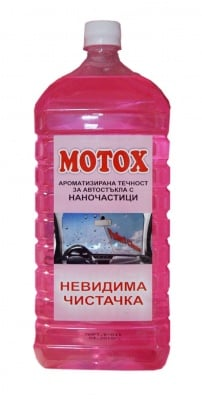 Лятна течност за чистачки 2 л. /Невидима чистачка/ Motox