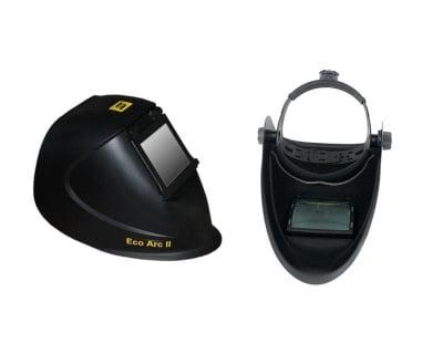 Шлем Eco Arc II  с повдигащ визьор - Esab